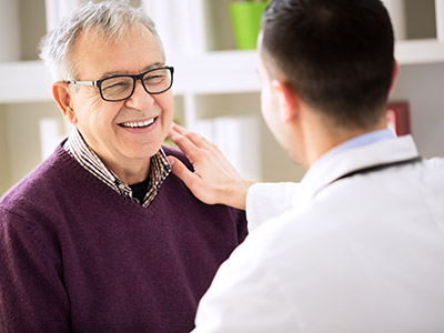 A Patient Discussing His Process through Prostate Cancer