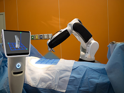 Robotic surgery perfecting medicine techniques