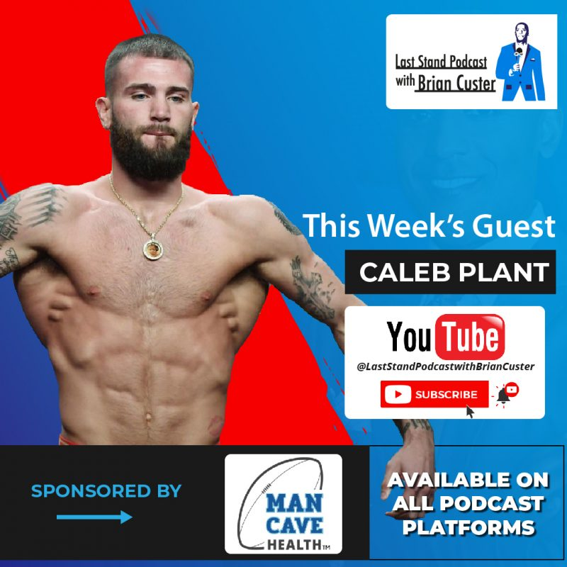 Caleb Plant Man Cave Health Post