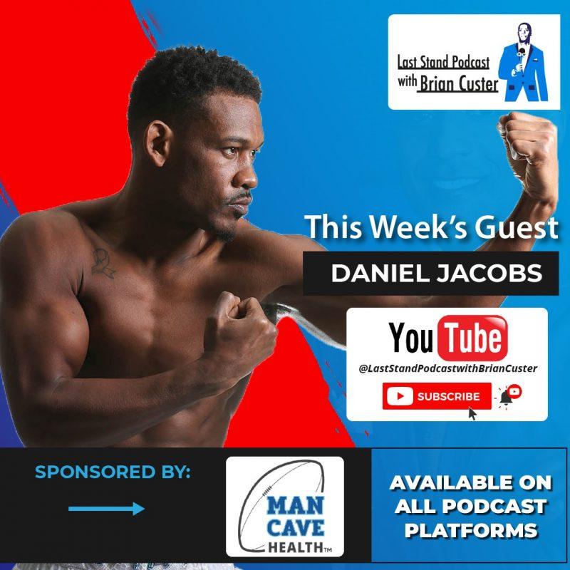 Daniel Jacobs Man Cave Post
