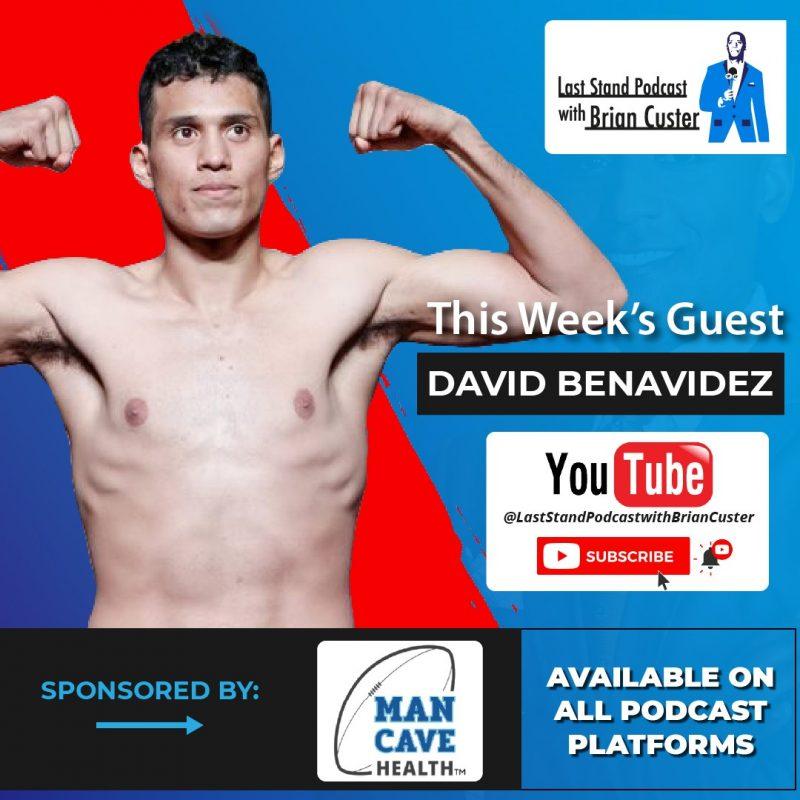 David Benavidez MCH post