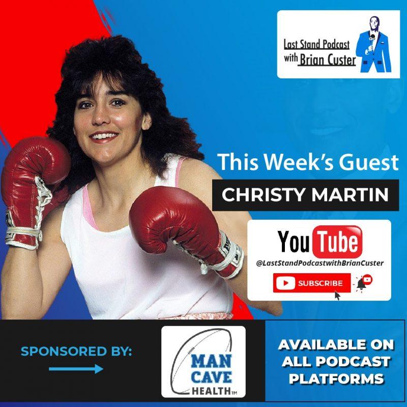 MCH Christy Martin