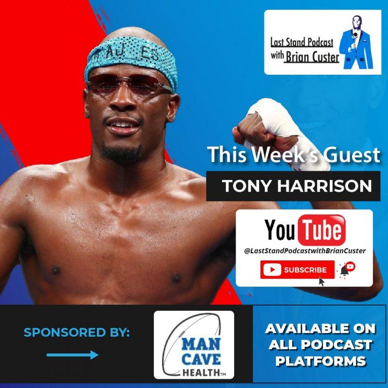 Man Cave Tony Harrison